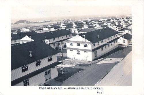 Ft Ord 1950