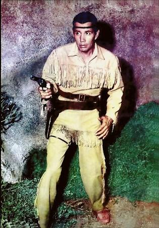 jay silverheels movies